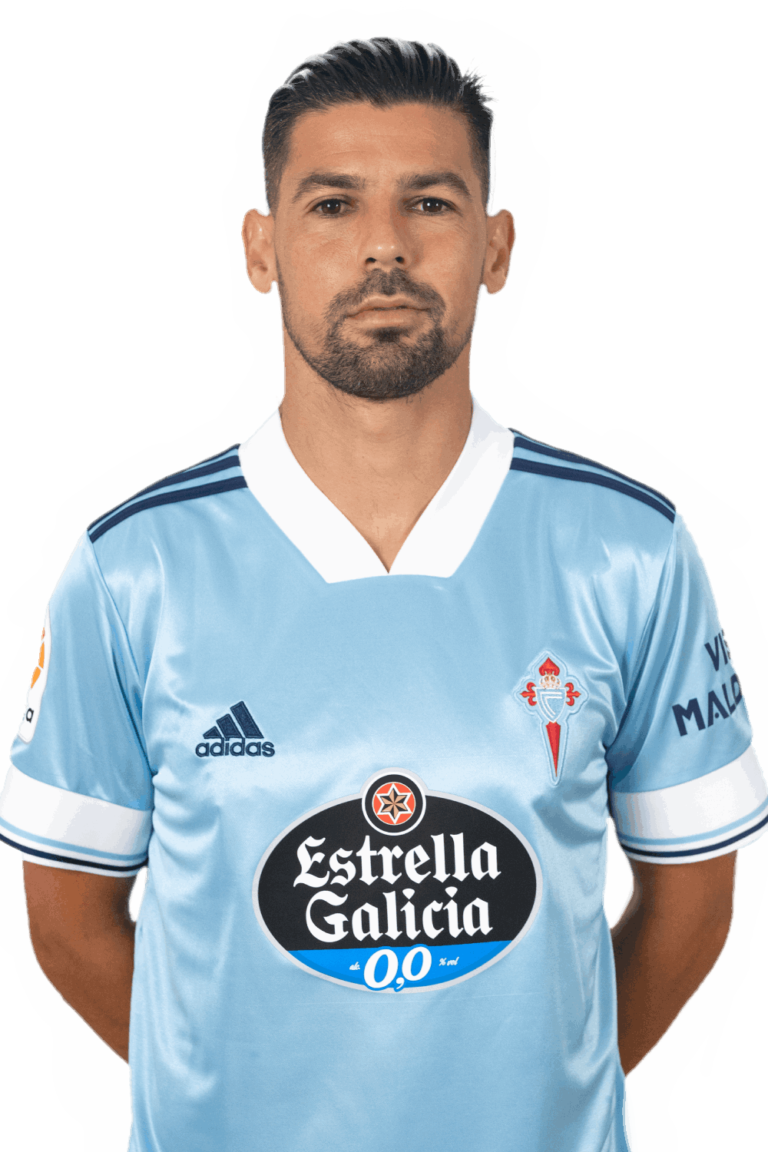 Image of Nolito player posing