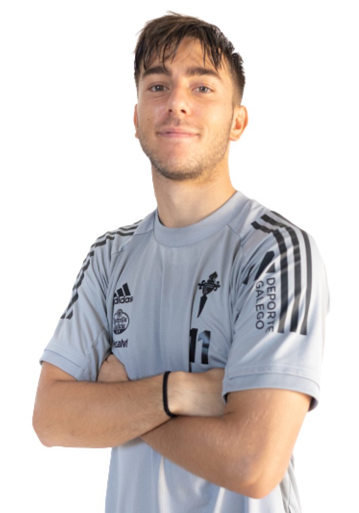 Image of Iker Losada player posing