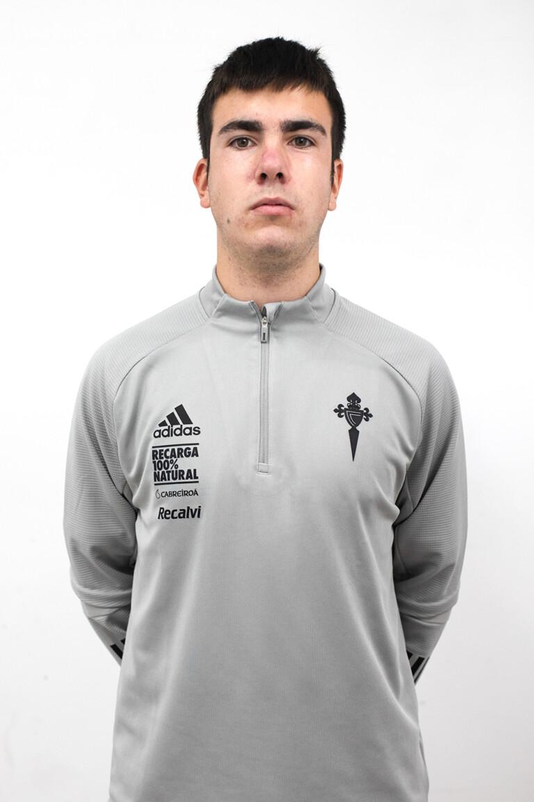 Image of Manuel Fernández Baltar player posing