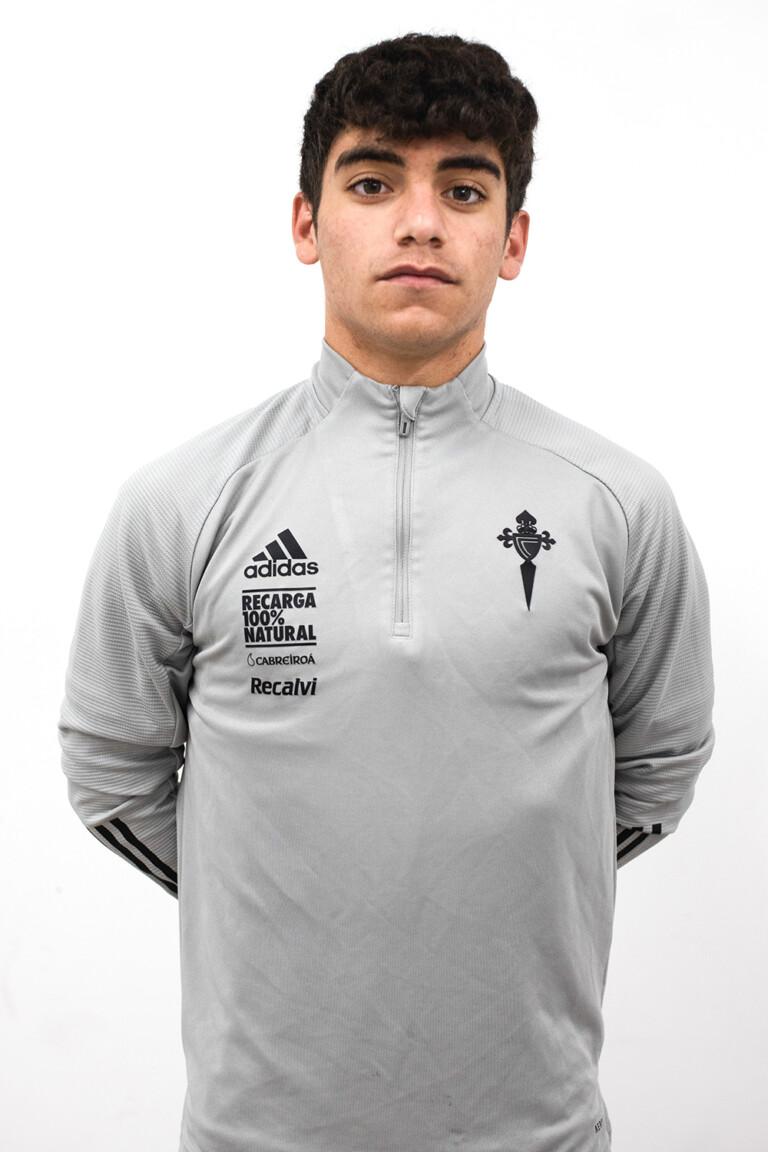 Image of Martín Conde Gómez player posing