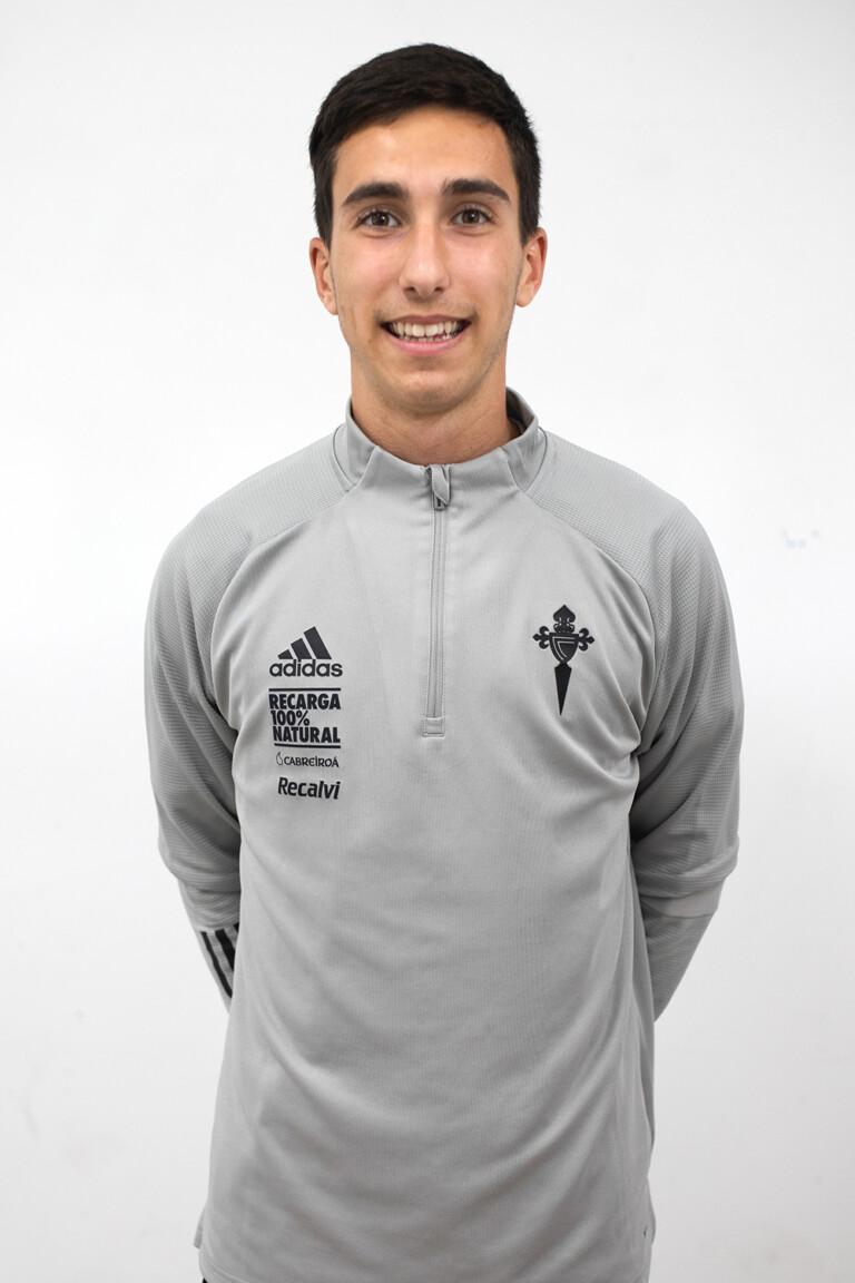 Image of Alejandro de Francisco Franco player posing