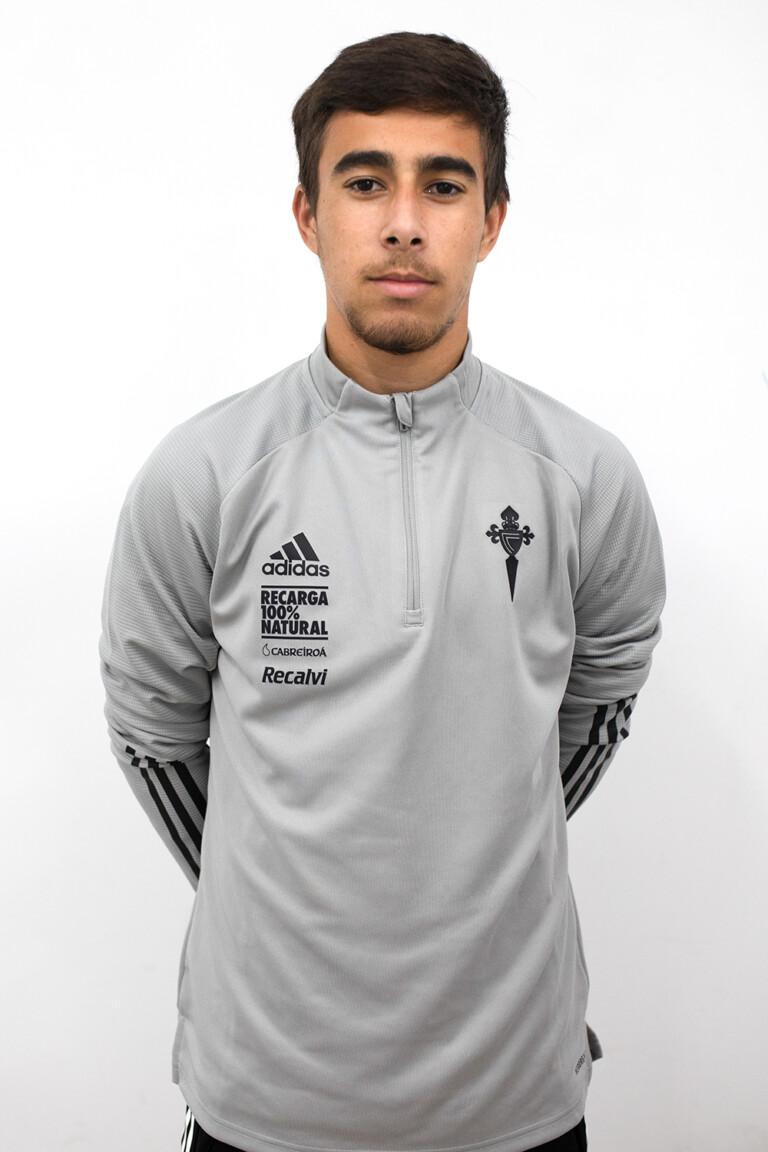 Image of Breogán Sío Asensio player posing