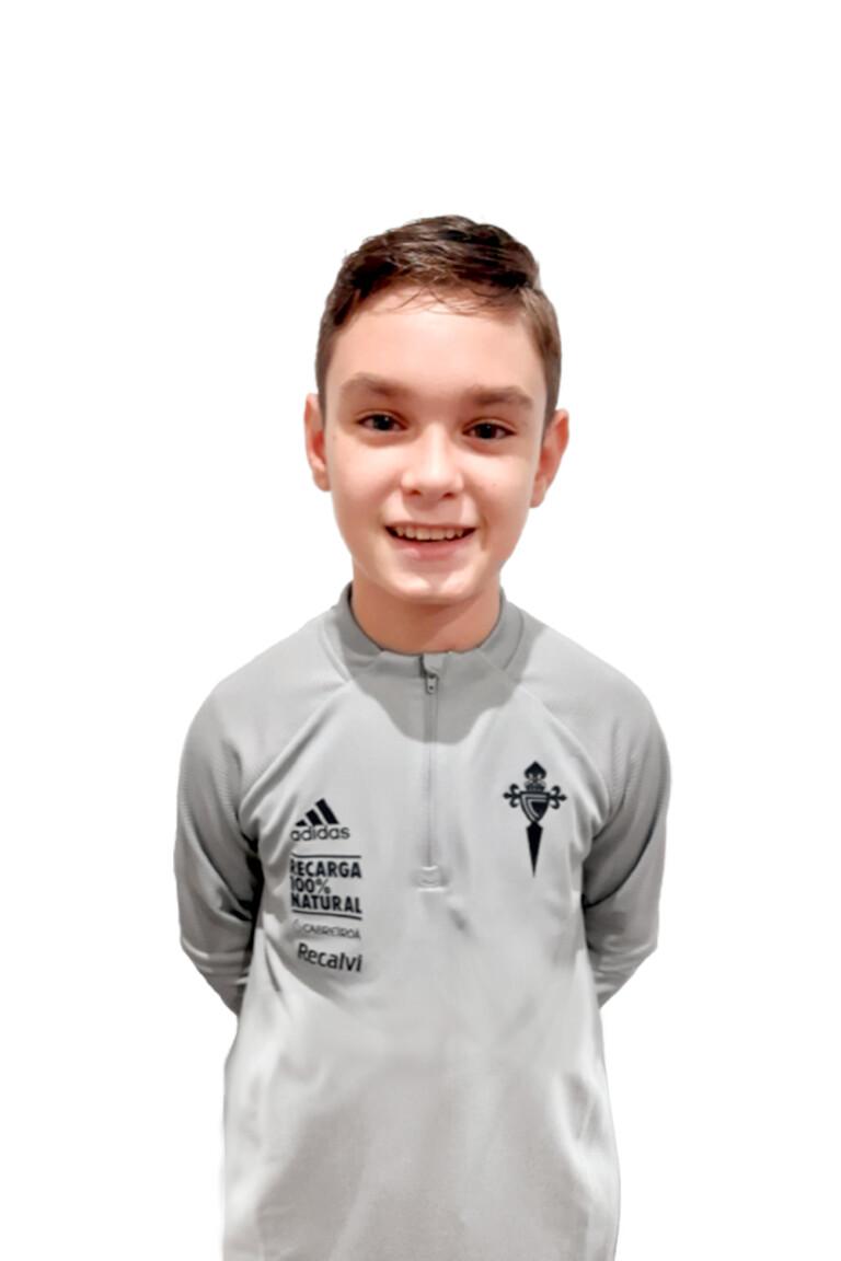 Imágen del jugador Lucas González Cid posando