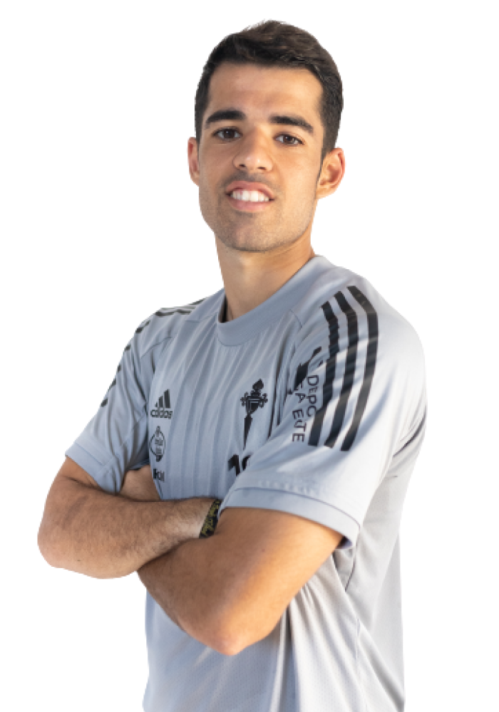 Image of A. Solís player posing