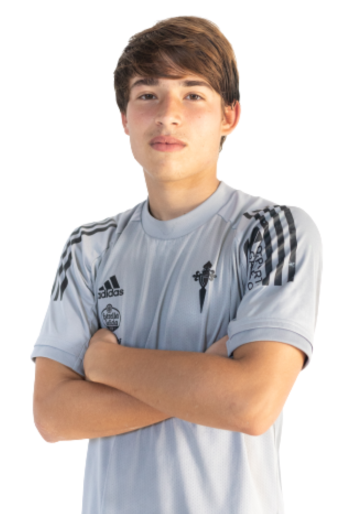 Image of Raúl Blanco player posing