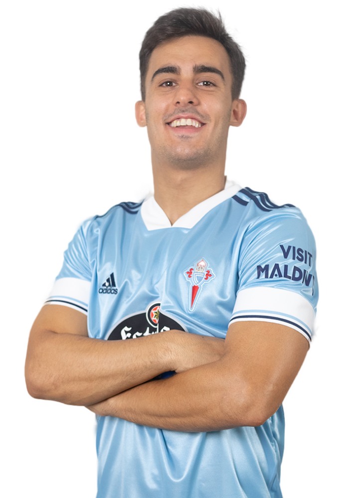 Image of Diego Varela Pampin player posing