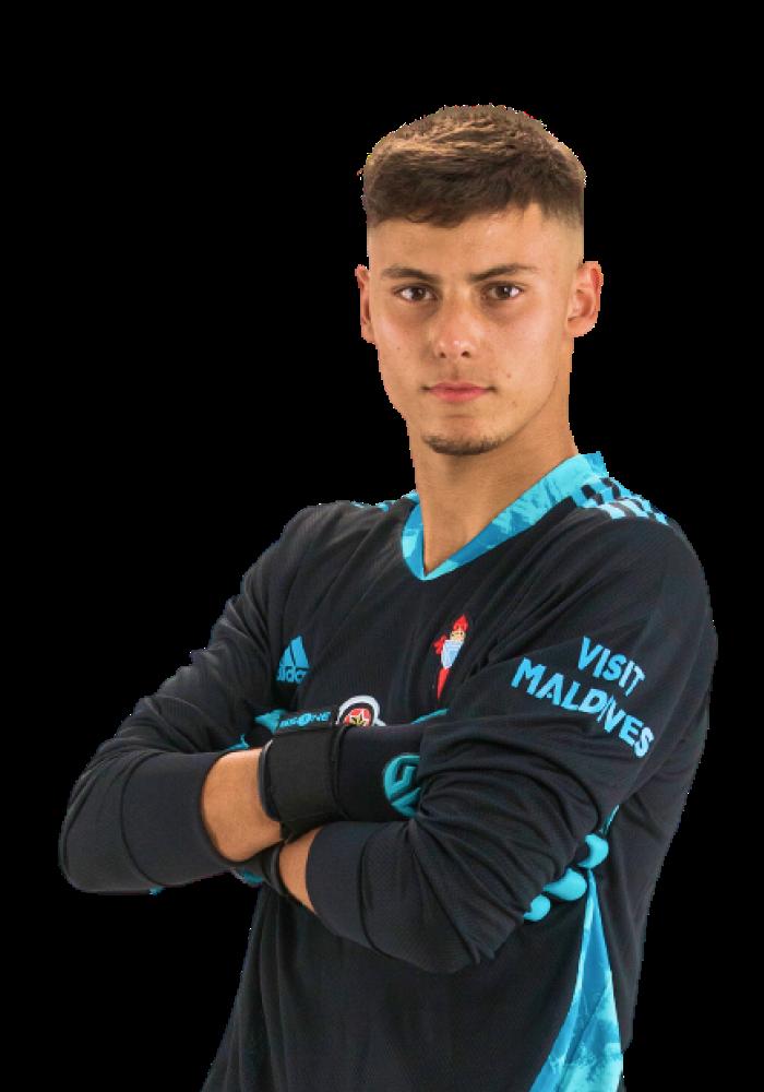 Image of Iago Domínguez Rodríguez player posing