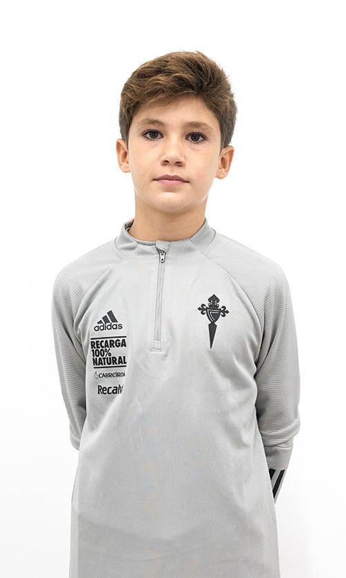 Image of Telmo Reino Pérez player posing