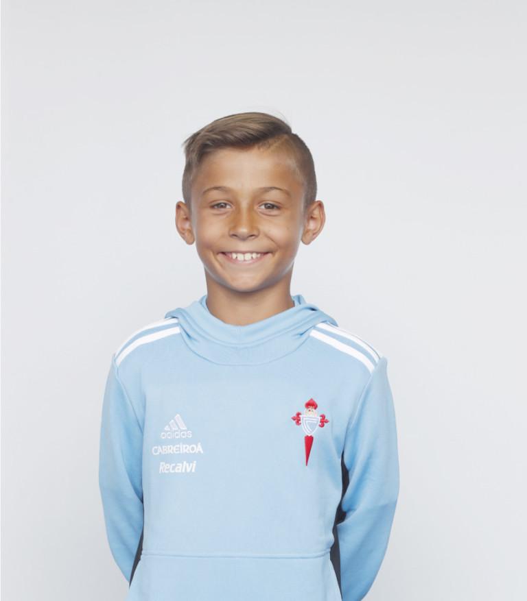Image of Bruno Martínez Márquez player posing