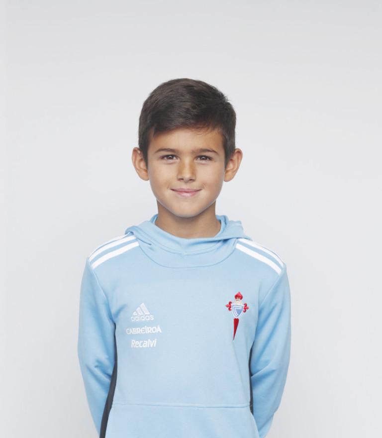 Image of Lucas Castro Maestú player posing