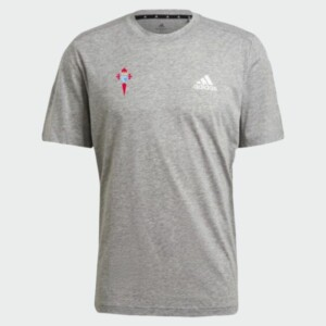 Grey Basics Tee RC Celta Adidas
