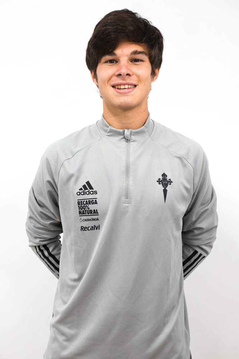 Image of Bruno Rivera Casadella player posing