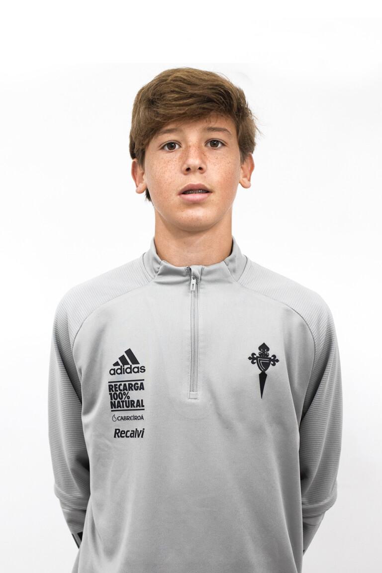 Image of Fernando López González player posing