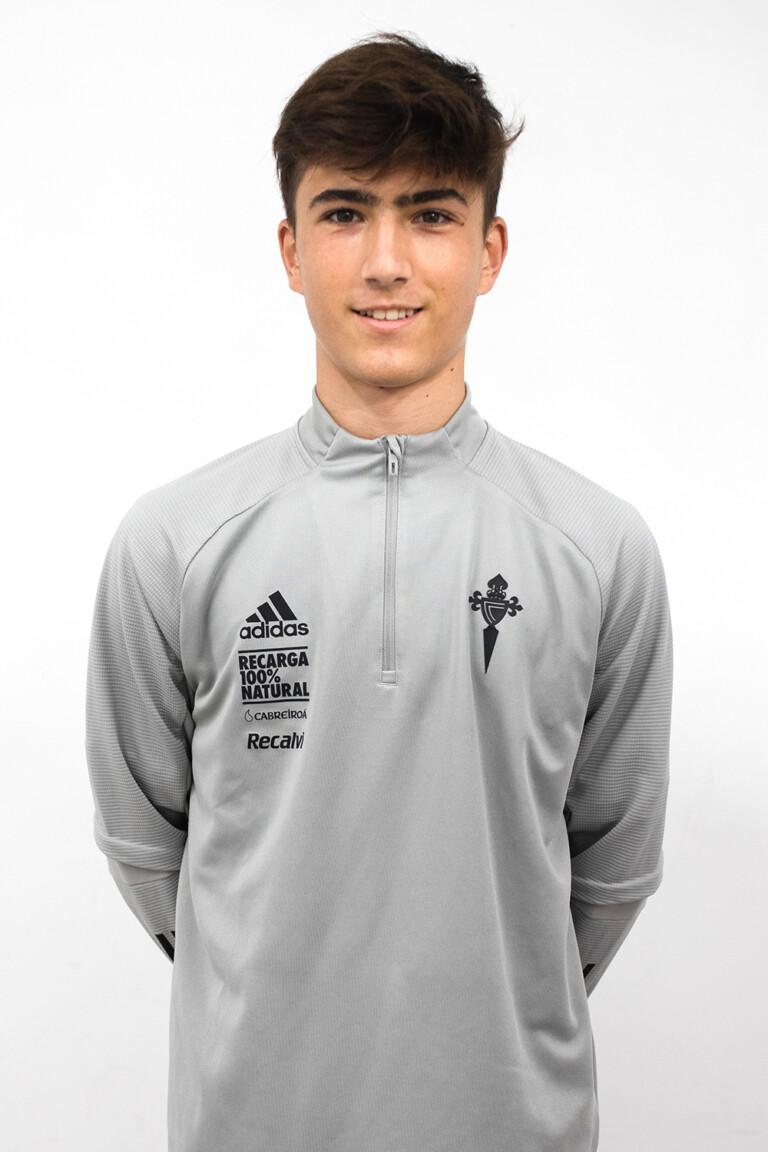 Image of Javier Rodríguez Galiano player posing