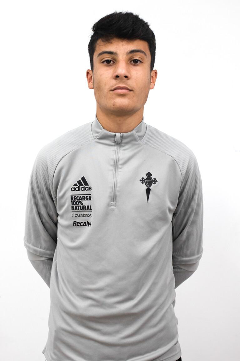 Image of Manuel Figueroa Cabaco player posing