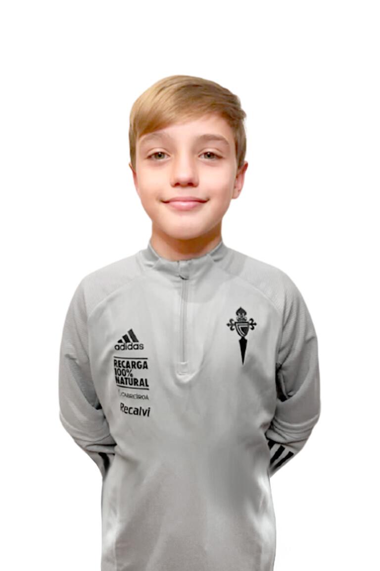 Imágen del jugador Mario Rodríguez Rodríguez posando