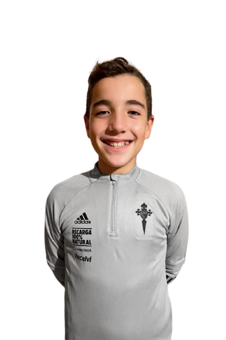 Imágen del jugador Rodrigo Vázquez-Viso Rodríguez posando