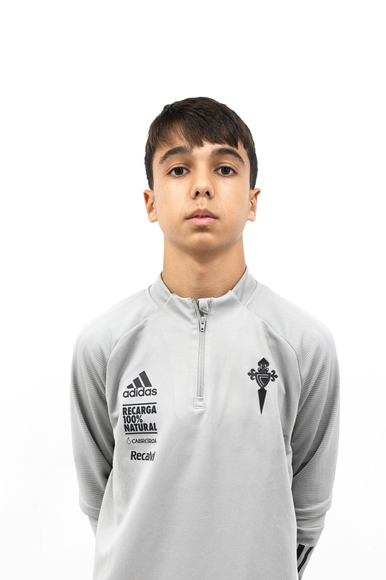 Imágen del jugador Borja Rodríguez Gómez posando