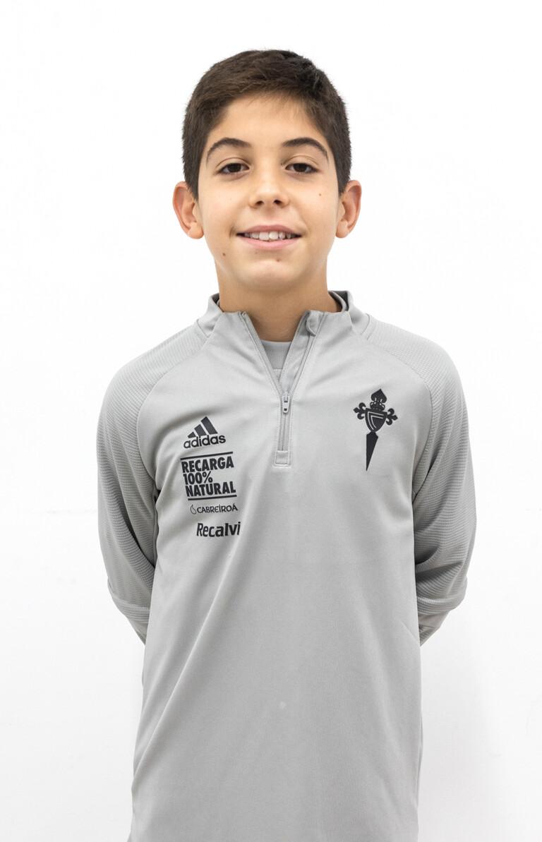 Image of Bryan Bugarín Gonçalves player posing