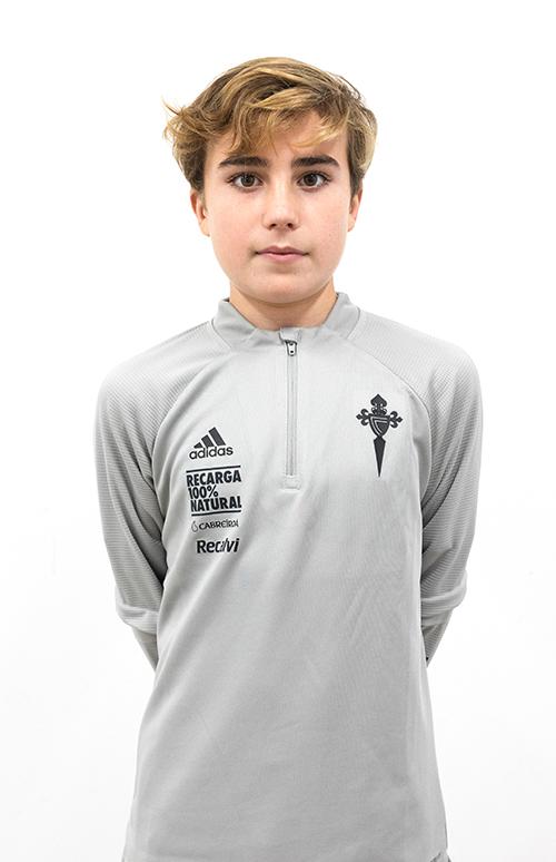 Image of Bruno Romero Yurrita player posing