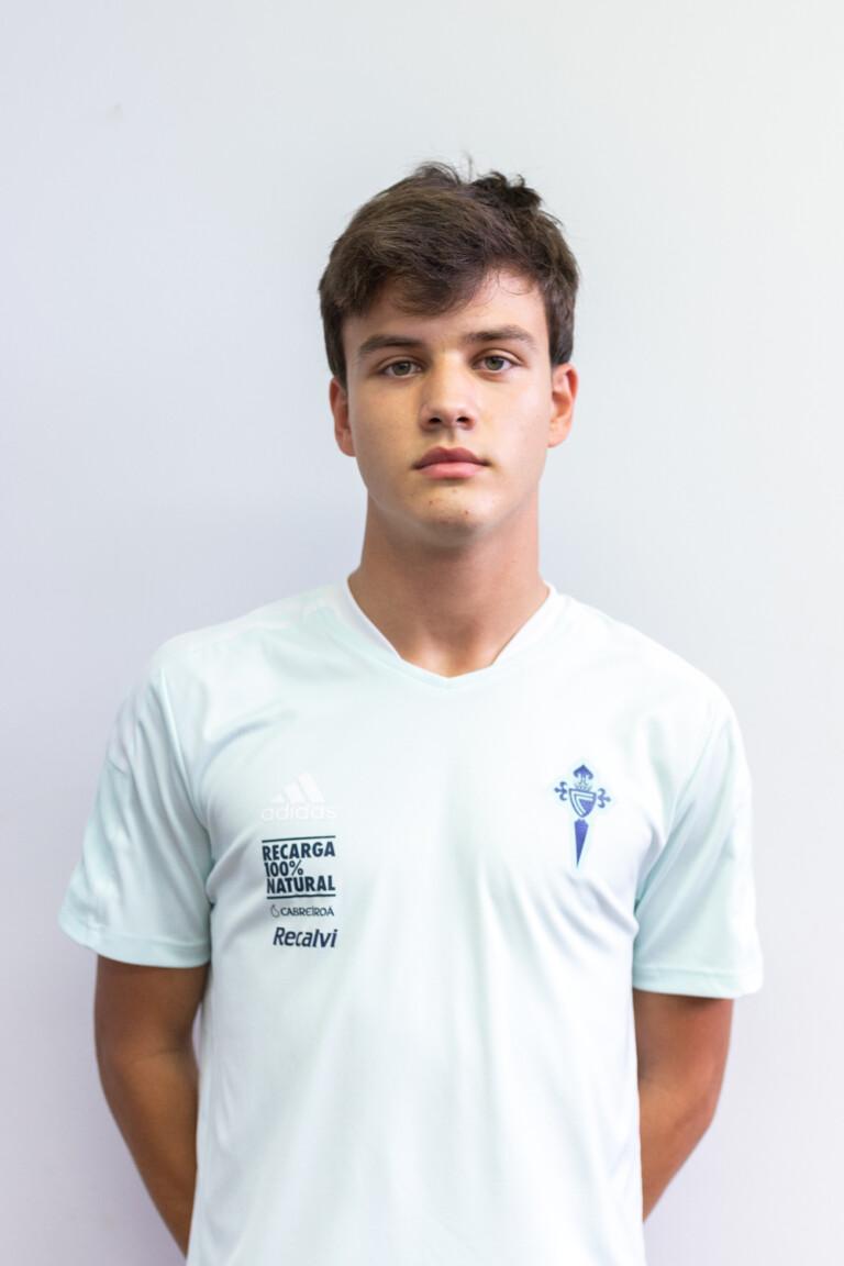 Imágen del jugador Jorge Pascual Rodríguez posando