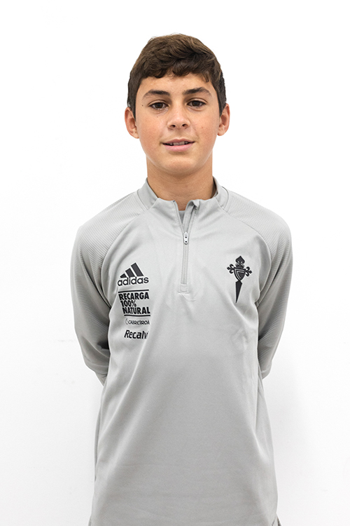 Image of Christian Martínez Romay player posing