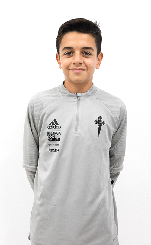 Image of Gonzalo Barcón Álvarez player posing