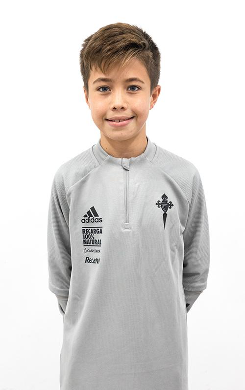 Image of Iker Pérez Espinosa player posing