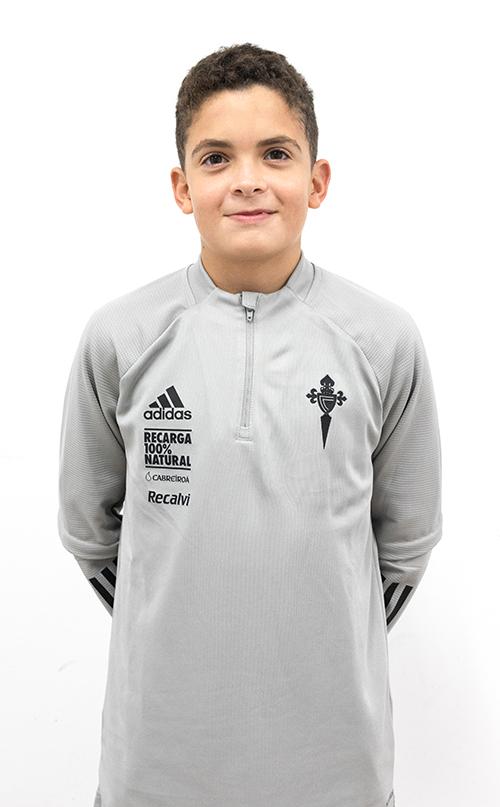 Image of Pablo Pérez Castro player posing
