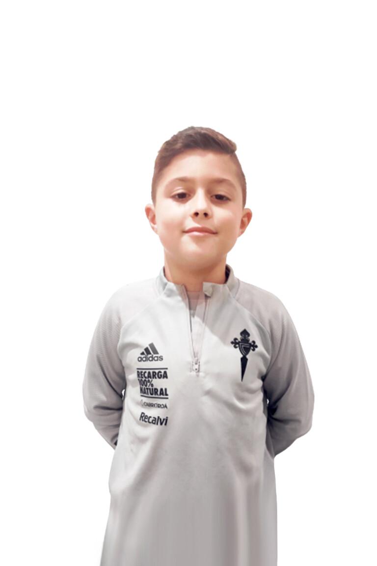 Imágen del jugador Yoel Barreiros Núñez posando