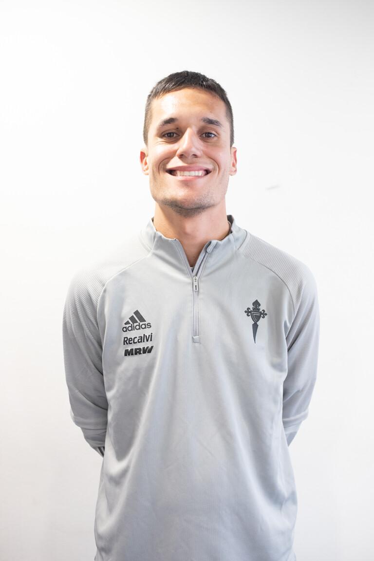 Imágen del jugador Alejo Mouriño Redondo posando