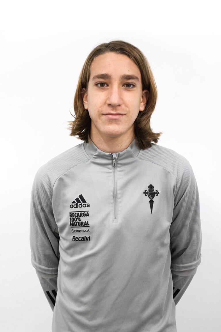 Imágen del jugador Miguel Ángel Salgado Sanz posando