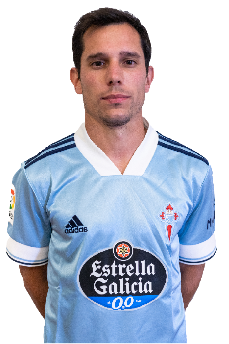 Image of Augusto Solari player posing