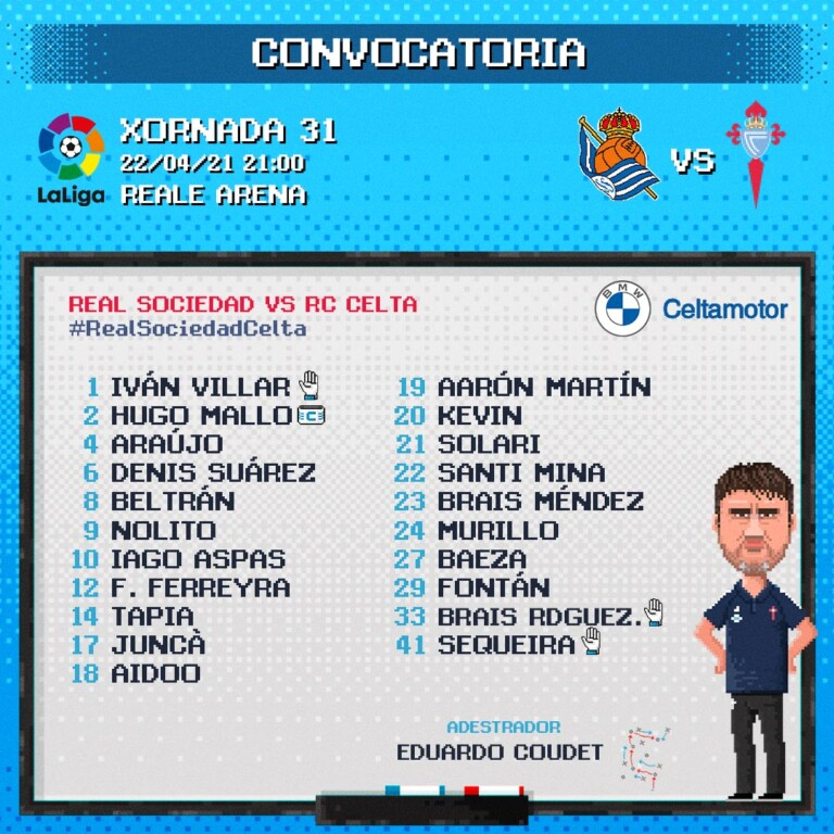 CONVOCATORIA FB OK REAL SOCIEDAD