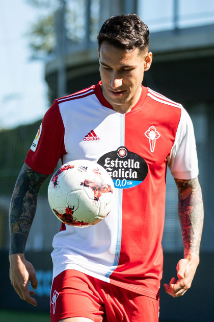 Hugo Mallo - Segunda Camiseta