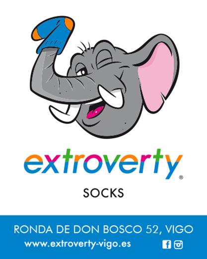 Extroverty socks